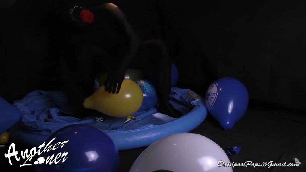 Wet Sports Balloon Popping (Ses 14, Vid 2)
